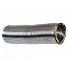 Гибкий теплоизолированный воздуховод диам .160 мм, длина 3 м