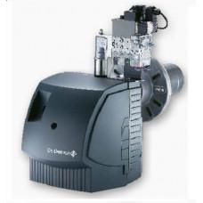 Горелка газовая G 303-2 N 55-180 кВт модулирующая с газовым мультиблоком