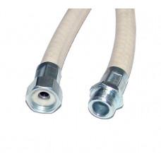 Газовый шланг длина 0,3 м 12 мм г/ш белый