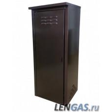 Шкаф для газовых баллонов одинарный