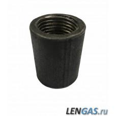 Муфта стальная Ду15 ГОСТ 8966-75