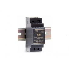 Компактный блок питания с креплением на DIN–рейку, напряжение 24В, мощность 60 Вт