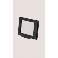 Дверца Robax12 с жаростойким стеклом