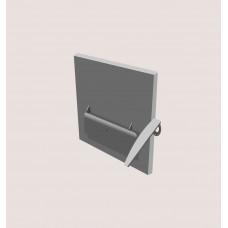 Дверца топочная Куппер ПРО-22,28