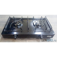 Настольная газ.плита Мечта 200М (черная)