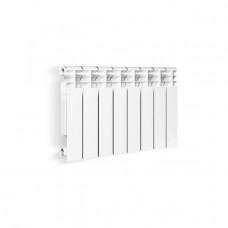 Радиатор алюминиевый литой Oasis 350/80 8 секции