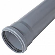 Труба для внут. канализации из ПП 110*2,2*1500 мм, Политэк (10)