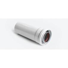 Удлинитель коаксиальной трубы Ø 60/100 мм, L=250 мм, KIT (BCSA) 0485