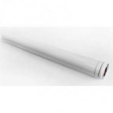 Удлинитель коаксиальной трубы Ø 60/100 мм, L=500 мм, KIT (BCSA) 0484