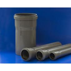 Труба для внут. канализации из ПП 110*2,2*1000 мм, Политэк (10)