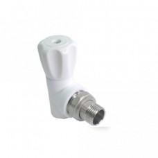 Вентиль бел PP-R для радиатора D 25х3/4