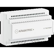 Блок защиты электросети Альбатрос 1500 DIN, микропроцессор, 220В,1500ВА