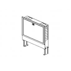 Шкаф коллекторный, встраиваемый, тип UP 110/1300, белый