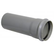 Труба для внут. канализации из ПП 110*2,2*150 мм, Политэк (50)