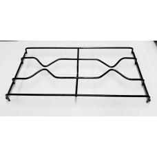 Решетка стола Flama СG 3202 W/B 2-х конф. проволочная